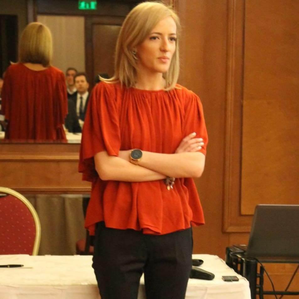 Raluca Ganea - Marketing Manager