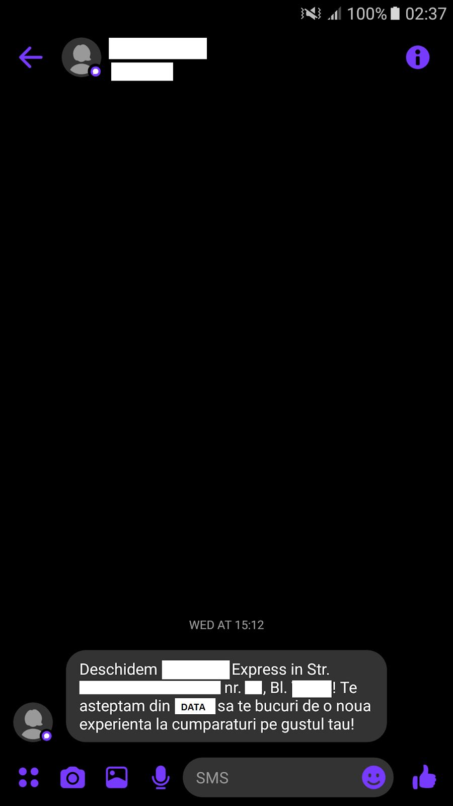 Exemplu de site ul de intalnire a mesajului de mesaj