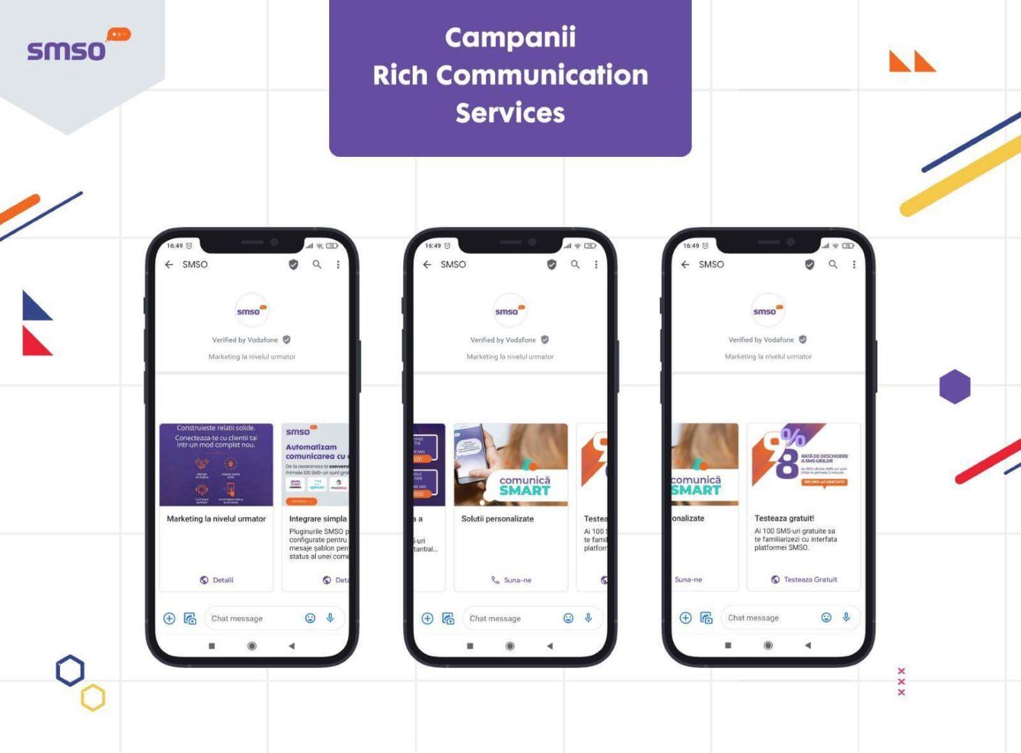 Campanii RCS SMS – tot ce trebuie să știi despre ele