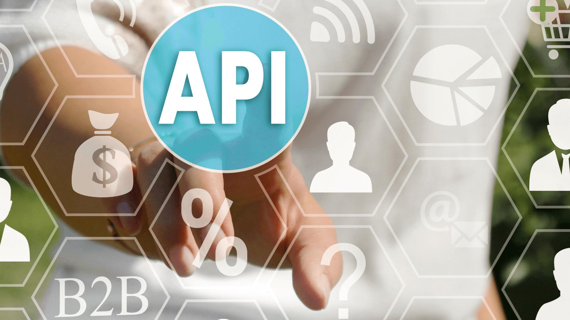 Ilustrație API