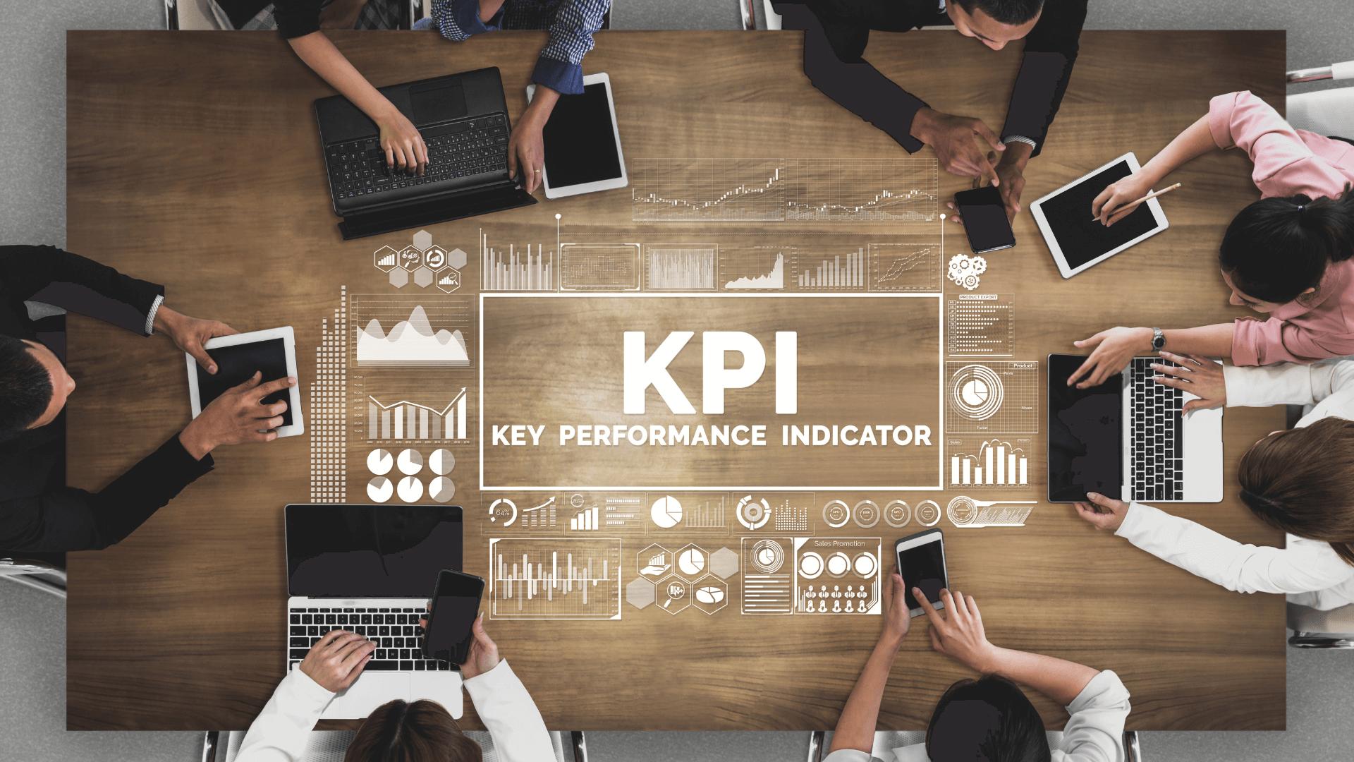 Ilustrație KPI